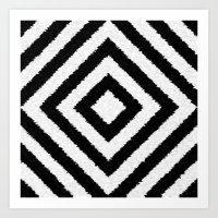 Q-efect Art Print