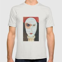 FRÁGIL Mens Fitted Tee Silver SMALL