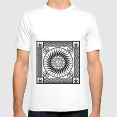Celtic_001 Mens Fitted Tee SMALL White