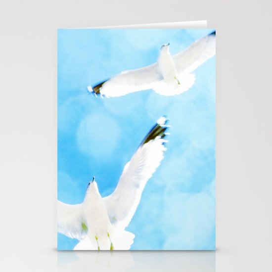 Fly Free Stationery Card