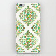 Fantasy Garden Pattern iPhone & iPod Skin