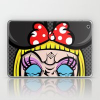Mickey Girl Laptop & iPad Skin