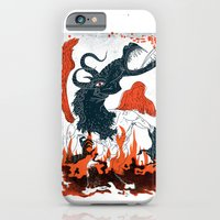 A Jersey Devil Haunting iPhone 6 Slim Case