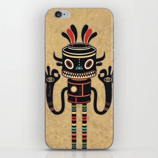 Tribe Gathering iPhone & iPod Skin