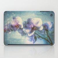 Vintage Orchids iPad Case