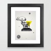 Archetypes Series: Digni… Framed Art Print
