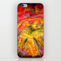 Psychedelic Vision iPhone & iPod Skin