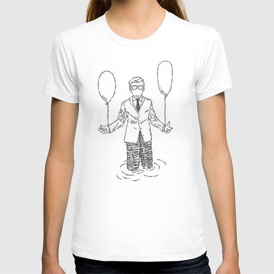 Wait & See What Happens Next T-shirt