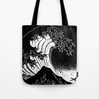 Hokusai, the Great Wave Tote Bag