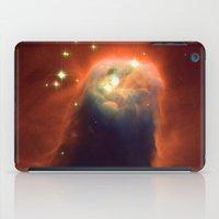 Space Volcano iPad Case