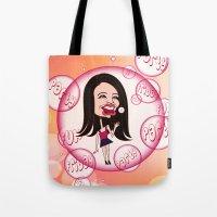 Rebecca Black. It's Frid… Tote Bag