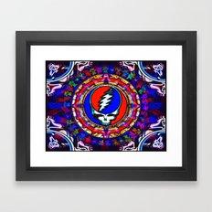 Grateful Dead 'Steal Y… Framed Art Print
