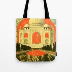 Taj  Tote Bag