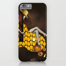 WOMEN - YELLOW iPhone 6 Slim Case