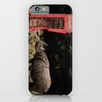 iPhone & iPod Case featuring Wrong Number by Galen Valle