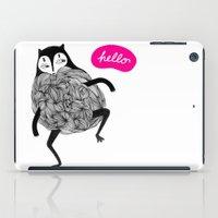 Hiha hello iPad Case