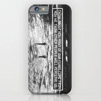 Fear of Perception iPhone 6 Slim Case
