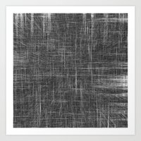 Fiber Depth Art Print