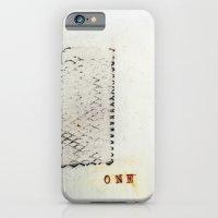 Number One iPhone 6 Slim Case