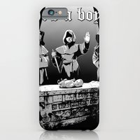 iPhone & iPod Case featuring It's a boy! by Dylan Leslie