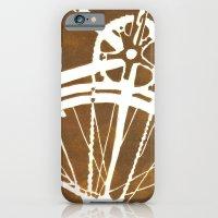 Brown Bike iPhone 6 Slim Case