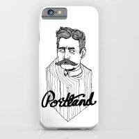 Ode To Portland II  iPhone 6 Slim Case