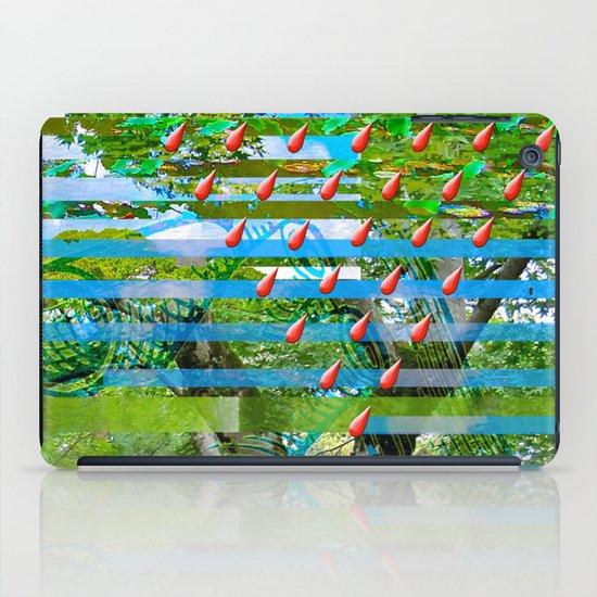 Landscape of My Heart (segment 2) iPad Case