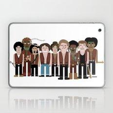 Warriors Laptop & iPad Skin