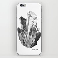 Crystal Cluster iPhone & iPod Skin