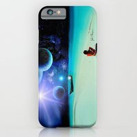 iPhone & iPod Case featuring Another world Paradise 2 by JT Digital Art