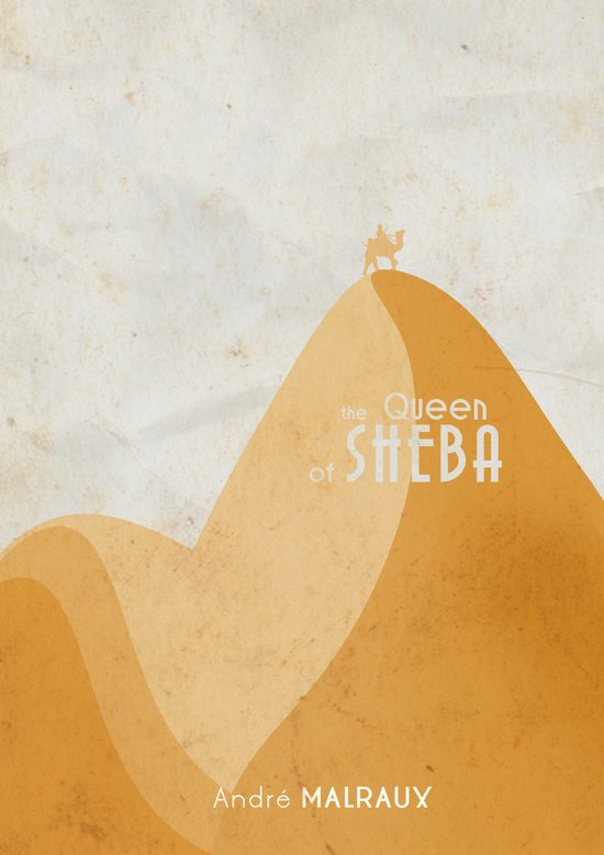 Queen of Sheba - A Book Cover Art Print