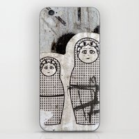 Matryoshka iPhone & iPod Skin