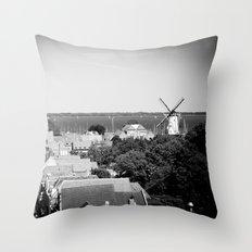 A Dutch view Throw Pillow