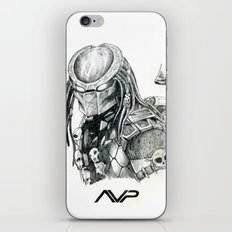 Predator. iPhone & iPod Skin