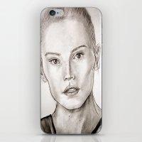 Rey iPhone & iPod Skin