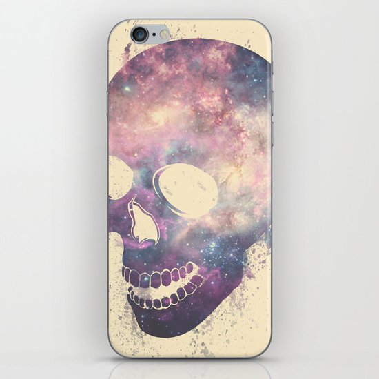 Mad To Live iPhone & iPod Skin