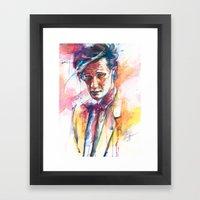 Eleven II Framed Art Print