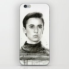 Wesley iPhone & iPod Skin