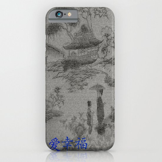 China Collection 2 iPhone & iPod Case