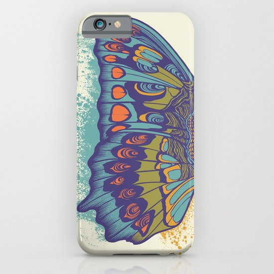 Butterfly Life Cycle iPhone & iPod Case