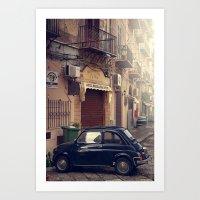 Fiatito Art Print