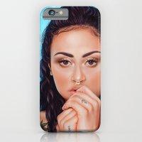 iPhone & iPod Case featuring LA Dreamer by Katie Sanvick