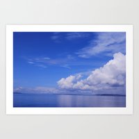 Beautiful Sky Art Print