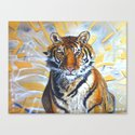 Majestic Aura Canvas Print