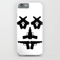 Pistol Face iPhone 6 Slim Case