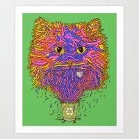 Recycle Art Print