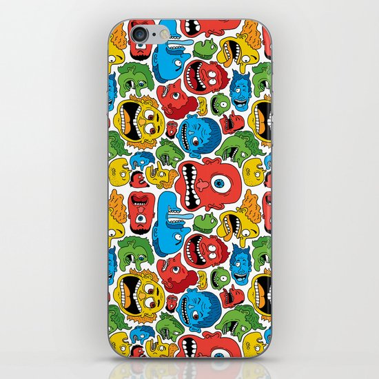 Creeps iPhone & iPod Skin