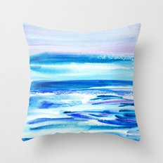 Pacific Dreams Throw Pillow