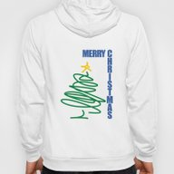 Excessive Christmas Colo… Hoody