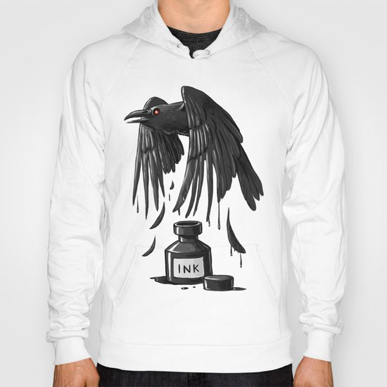 Ink Raven Hoody
